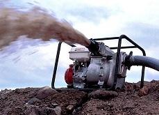 Мотопомпа для грязной воды обзор