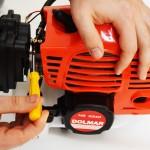 Ремонт триммеров, ремонт бензокосы и мотокос